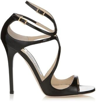 Jimmy Choo Lance 115 Patent Sandals