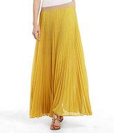 Estel Pleated Maxi Skirt