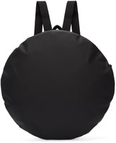 Côte and Ciel Black Moselle Obsidian Backpack
