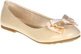 Jelly Beans Nude Wiro Ballet Flat