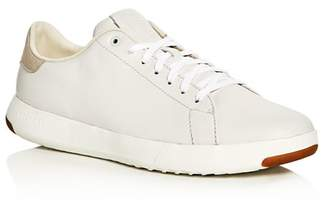 Cole Haan Men's GrandPro Leather Lace Up Sneakers