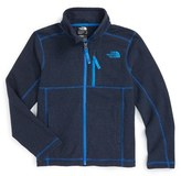 The North Face Boy's Cap Rock Fleece Jacket
