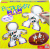 Mattel Pictionary Man Double Draw Game