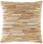 Noury Zigzag Thin Stripes Pillow