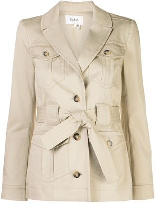 BA&SH Tie Waist Blazer Jacket