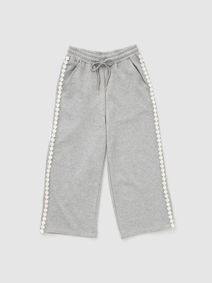 ban.do Daisy Chain Wide Leg Sweatpant
