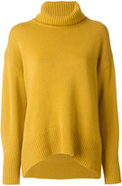 Joseph turtleneck loose-fit jumper - women - Cashmere - XS