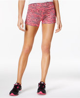 Material Girl Active Juniors' Printed Yoga Shorts, Created for Macy's