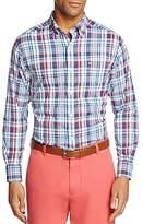 Southern Tide Bbq Plaid Hybrid Classic Fit Button-Down Shirt