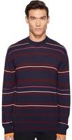 McQ by Alexander McQueen Fine Stripe Sweater Men's Sweater