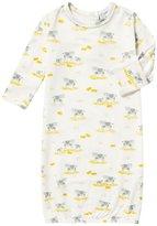 Angel Dear Cow Convertible Sleep Gown, Size 0-3 Months