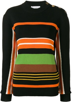 J.W.Anderson striped jumper