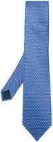 Lanvin diamond pattern tie - men - Silk - One Size