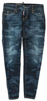 DSQUARED2 Camouflage Skinny Jeans w/ Tags