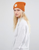Cheap Monday Knitted Beanie in Orange
