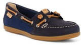 Sperry Coil Ivy Leather Boat Shoe