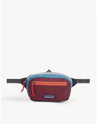 Patagonia Ultralight Black Hole mini recycled-nylon belt bag
