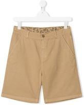 Paul Smith TEEN zebra shorts