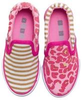 Toddler Girl's Xolo Toby Slip On - Cheetah Multicolor