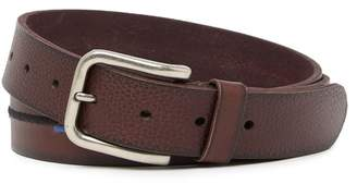 Tommy Bahama Embroidered Scales Leather Belt