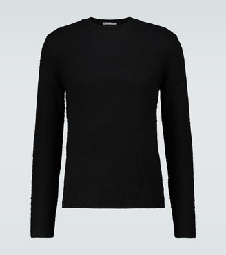 Acne Studios Peele wool and cashmere sweater