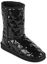 Arizona Gracie Sequin Boots