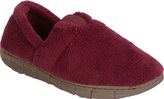Muk Luks Women's Petal Spiral Fleece Espadrille Slipper