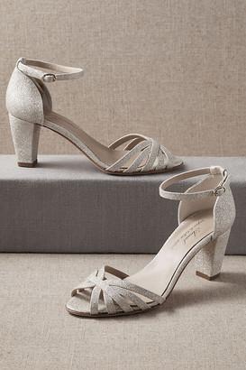 Anniel Bailar Heels By in White Size 35