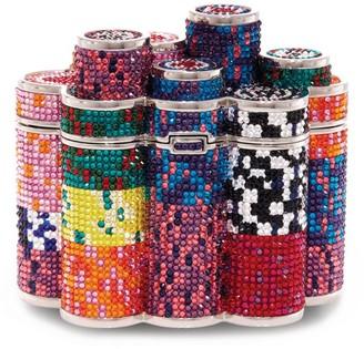 Judith Leiber Poker Chips Clutch Bag