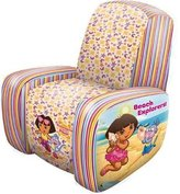 Nickelodeon Dora Inflatable Chair by Rand