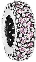 Pandora Spacer - Sterling Silver & Cubic Zirconia Pink Inspiration Within, Moments Collection