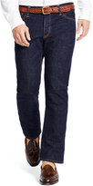 Polo Ralph Lauren Men's Varick Slim-Straight Rinse-Wash Jeans