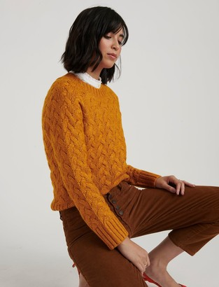 Lucky Brand Quinn Cable Pullover