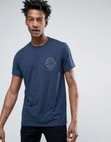 Jack Wills Campbell Logo T-Shirt Back Print