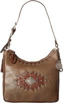 American West Annie's Secret Collection Shoulder bag w/ Secret Compartment