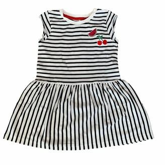 Name It Girl's Nmfdalla Cap Sl Dress Box