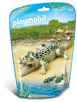 Playmobil NEW Alligator with Babies