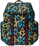 Gucci GucciGhost canvas techpack - men - Nylon/Canvas - One Size