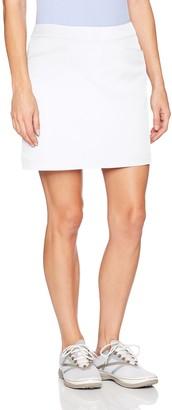 """PGA TOUR Women's Motionflux 17"""" Woven Skirt"""