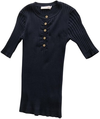 Tory Burch Navy Cotton Top for Women