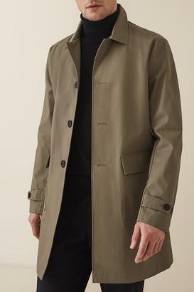 Reiss Hidashi Trench Coat