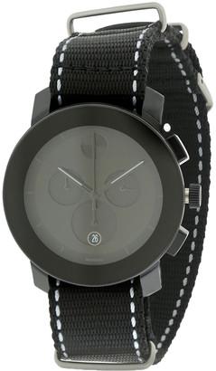Movado Unisex Cloth Watch