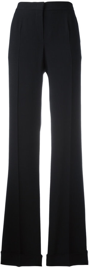 Alberta Ferretti flared trousers