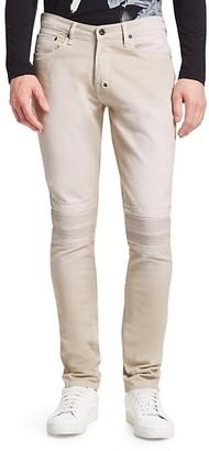 PRPS Le Sabre Skinny-Fit Moto Jeans