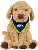 Forever Collectibles Seattle Seahawks Plush Dog with Bandana