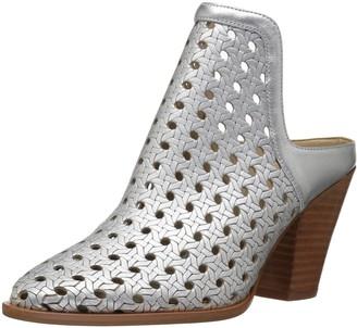 The Fix Women's Jaeda Open Weave Mule Shoetie Ankle Bootie