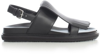 Marni Shoes Wedge Heel W/strap