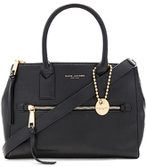 Marc Jacobs Recruit E/W Tote in Black.