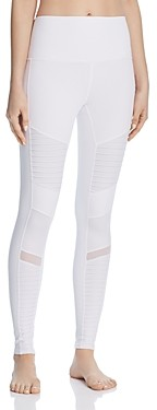 Alo Yoga High-Waist Moto Leggings