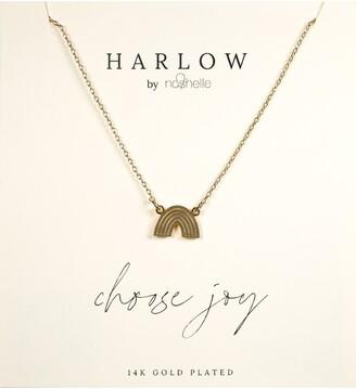 Nashelle Rainbow Boxed Necklace